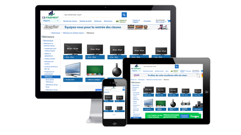 boutique en ligne, e-cormmerce, solution paiement boutique en ligne, paiement e-commerce, CS Paiement,