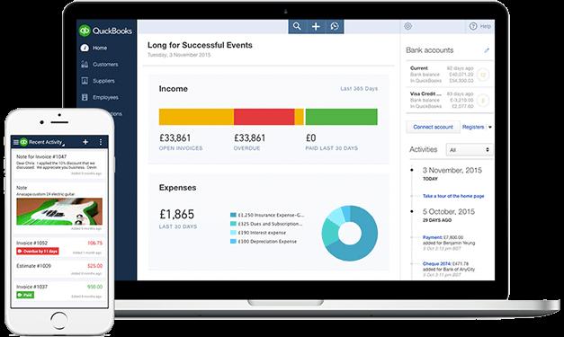Intégration Qucibook Clover, service comptable Quicbook,