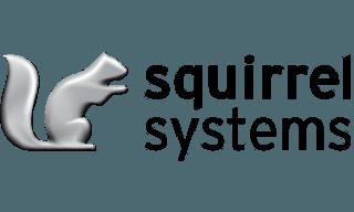 POS pour restaurants, Système POS Squirrel, POS squirrel, Logo Squirrel système
