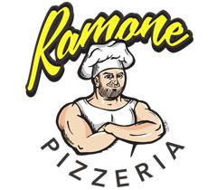 Ramone Pizzeria, logo Ramone Pizzeria, Pos restaurant,