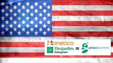 Monetico Desjardins vendue à Global Payments