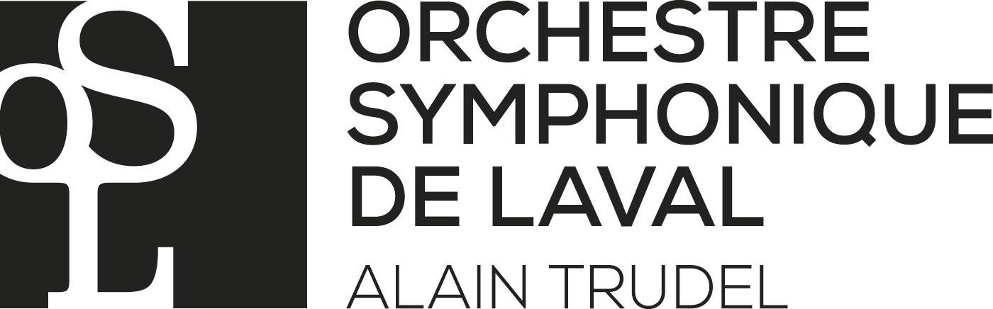 logo orchestre symphonique de Laval, logo OSL