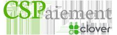 logo cs paiement, terminal paiement clover flex, terminal paiement intelligent, machine interac,