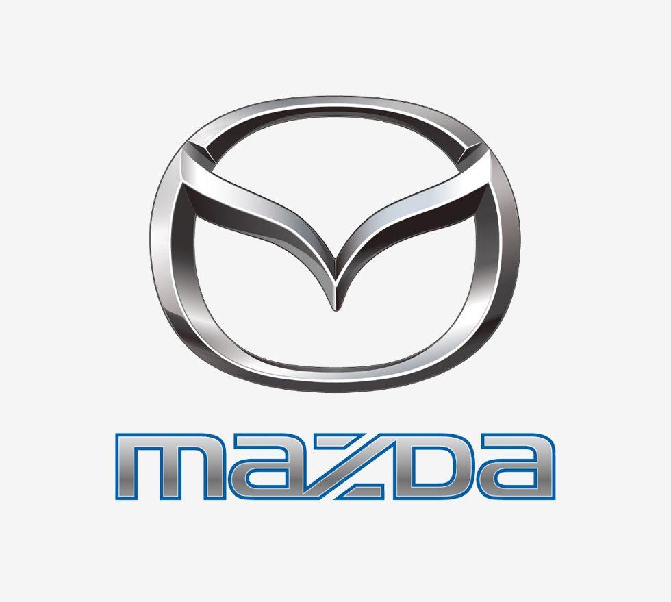 Logo Mazda, Mazda paiement, Mazda partenaire CS Paiement,