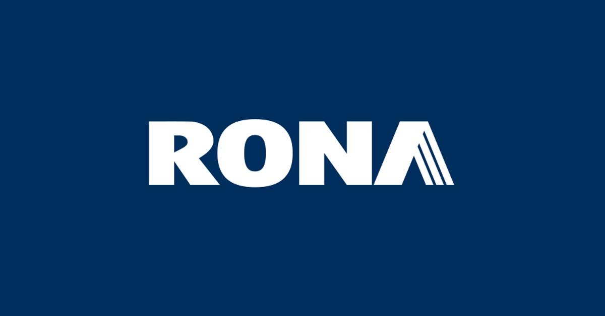 Logo Rona, Rona partenaire CS Paiement, Rona Terminal paiement,
