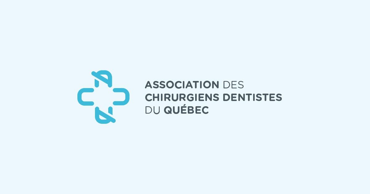 logo ACDQ, association des chirurgiens dentistes du Québec, ACDQ partenaire CS Paiement,