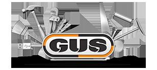 Logo GUS, Compagnie GUs, Partenaire CS Paiement