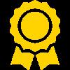 icone certifié,